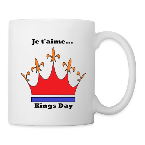 Je taime Kings Day (Je suis...) - Mok