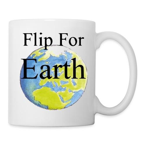 Flip For Earth T-shirt - Mugg