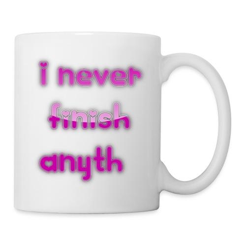 finish - Mug