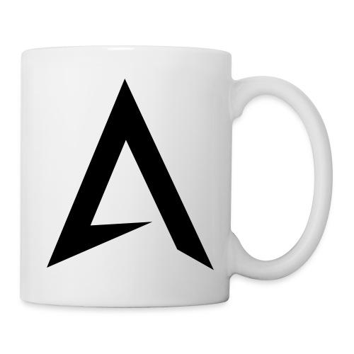 alpharock A logo - Mug