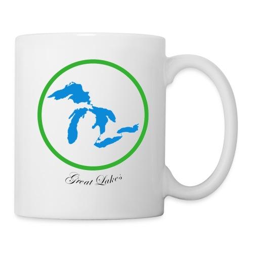 Great Lakes - Mug