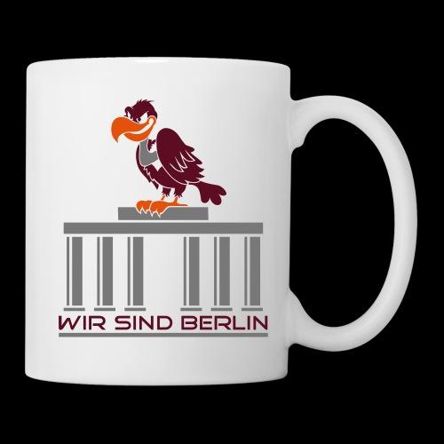 Berlin Geier - Tasse