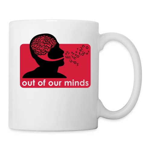 Out of Our Minds - Mug