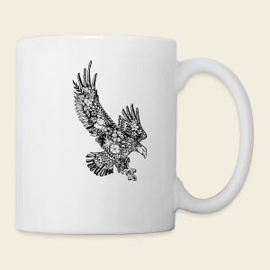 Freedom-Adler - Tasse