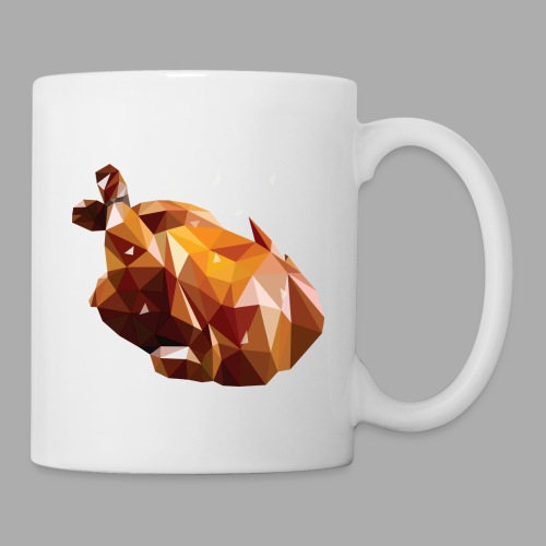 Turkey polyart - Mug