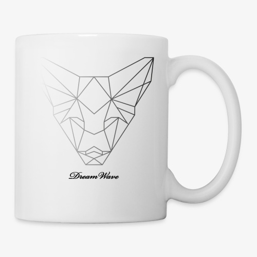 DreamWave Fox/Renard - Mug blanc
