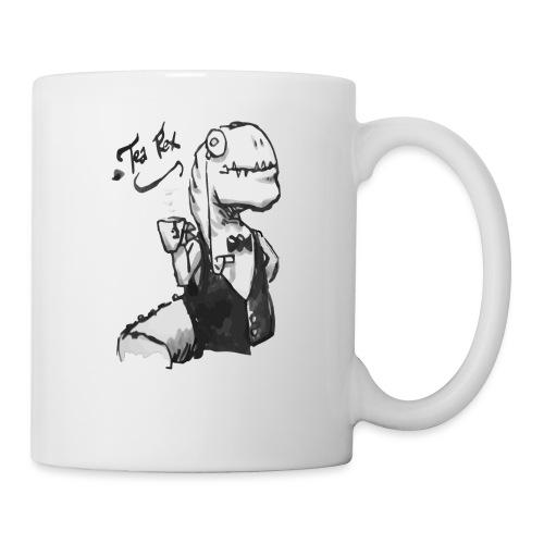 TEA REX - Mug blanc