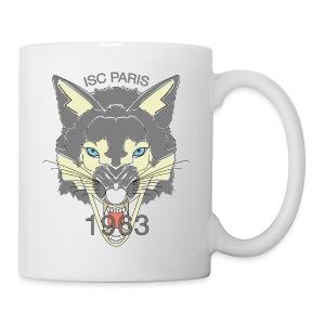 Loup ISC Promo - Mug blanc