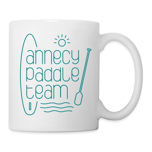 Annecy sup paddle team - Mug blanc