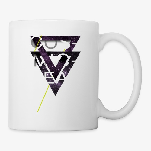 Cosmicleaf Triangles - Mug