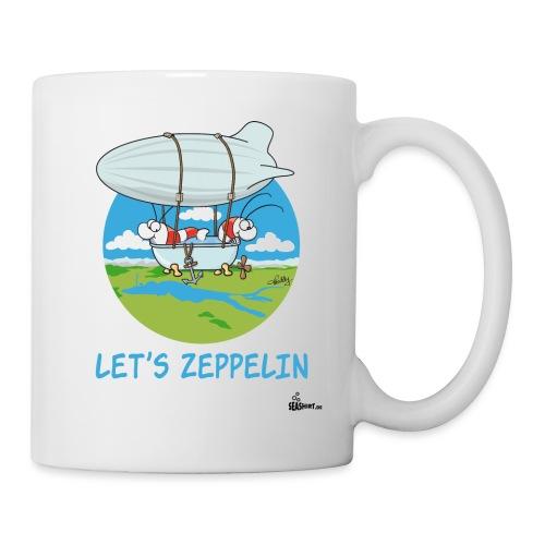 Let's Zeppelin mit Garnelen - Tasse
