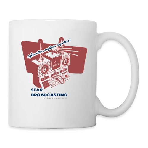 numbers stations hi - Mug