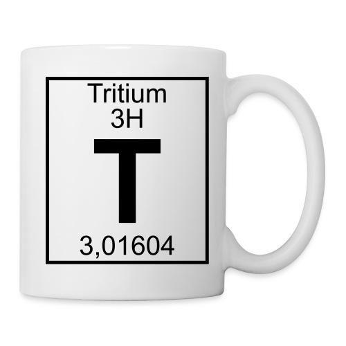 T (tritium) - Element 3H - pfll - Mug