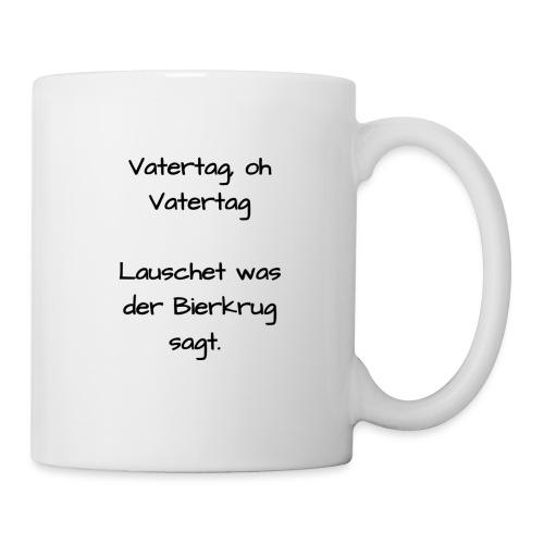 Vatertag_Gedicht - Tasse