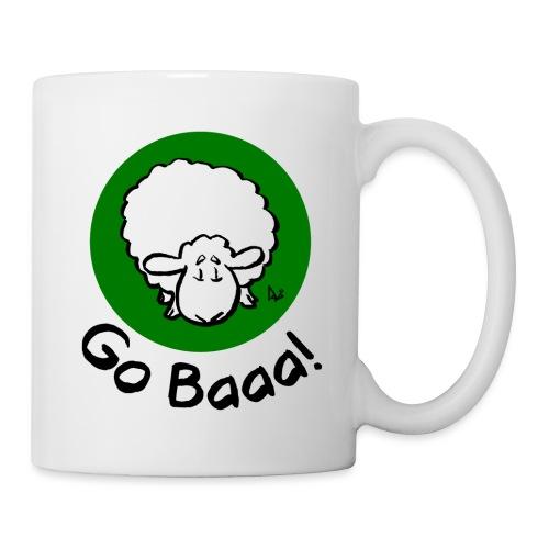 Go Baaa! mosquito - Mug