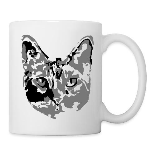 Katzenliebe - Tasse