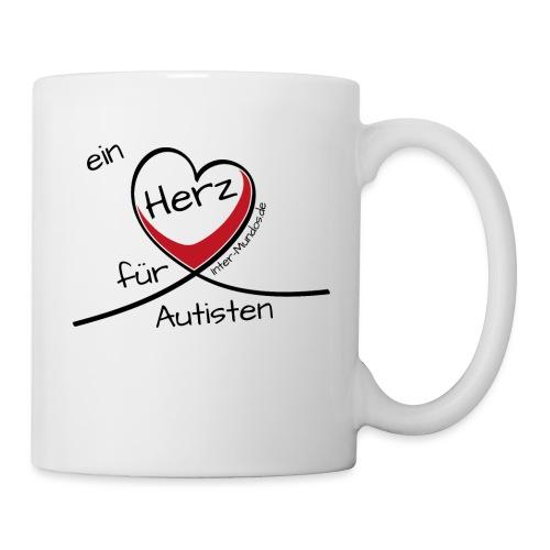 Ein Herz für Autisten - Tasse