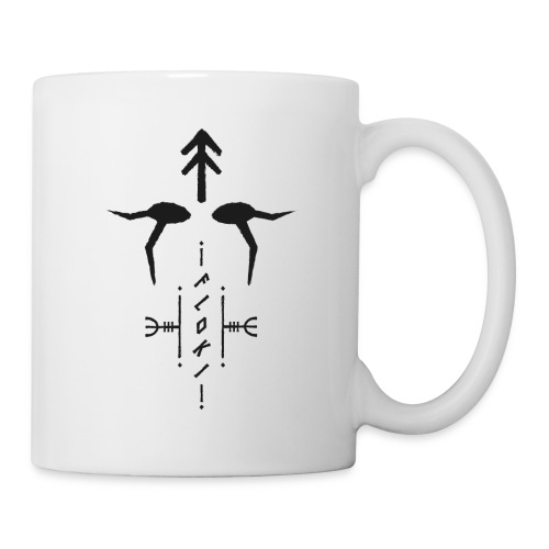 Floki magical stave - Mug