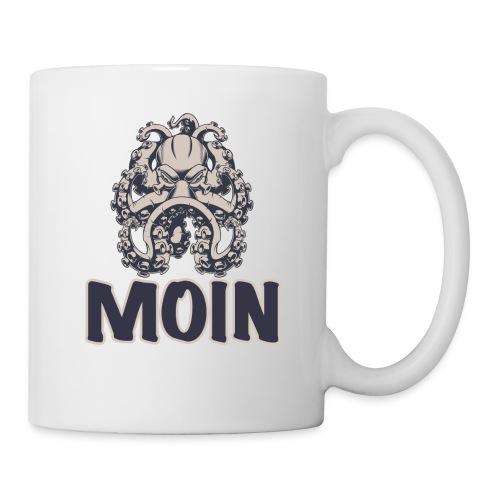 Moin von der Krake - Tasse