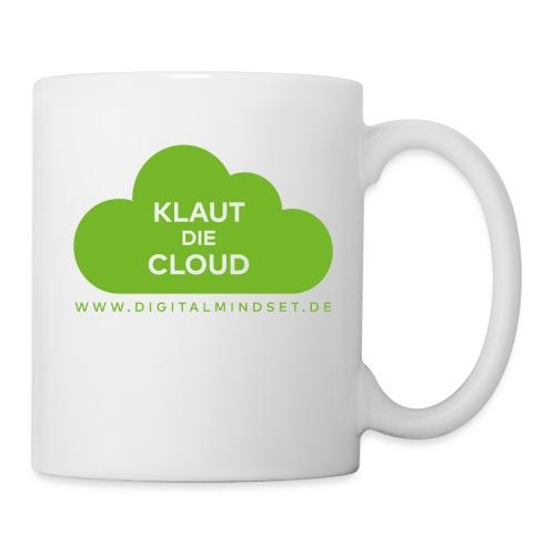 Klaut die Cloud - Tasse