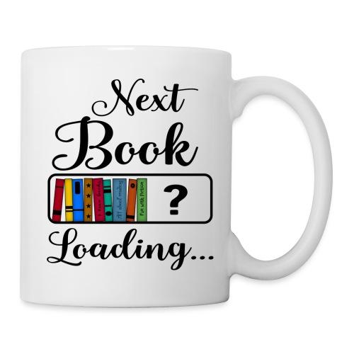 Hobby Lesen Bücher Nerd Ladebalken Book Loading - Tasse