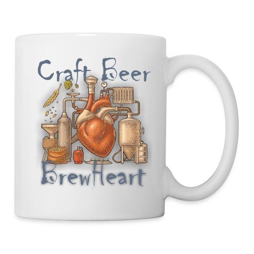 Brew heart - Taza