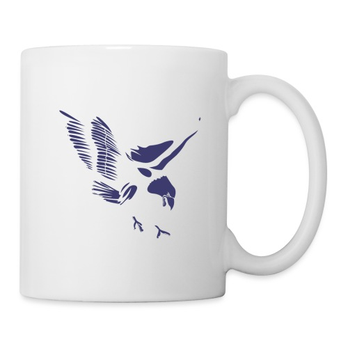 Aquila blu ed accessori - Tazza