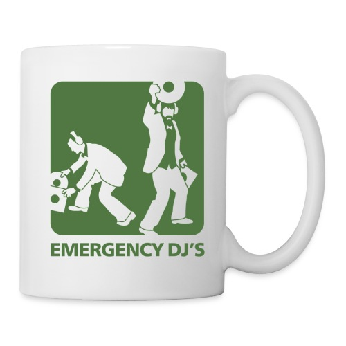 The Emergency DJ's - Mug