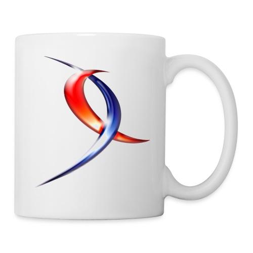 Logo sans texte - Mug blanc