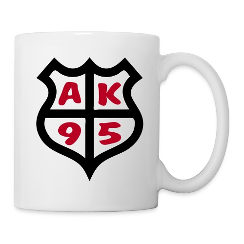logo ak95 - Tasse