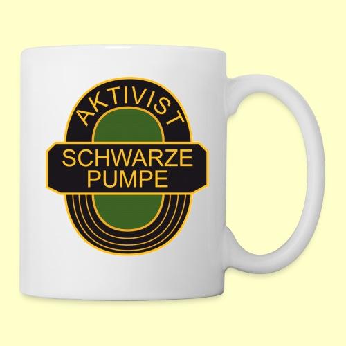 BSG Aktivist Schwarze Pumpe - Tasse