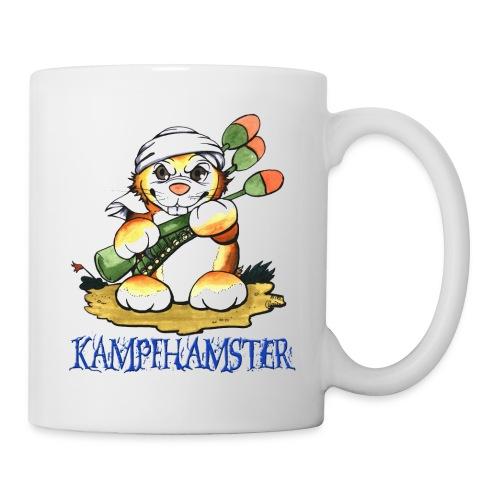 kampfhamster - Tasse