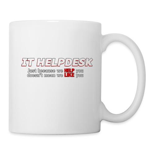 I.T. HelpDesk - Mug