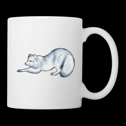 Arctic Fox - Mug
