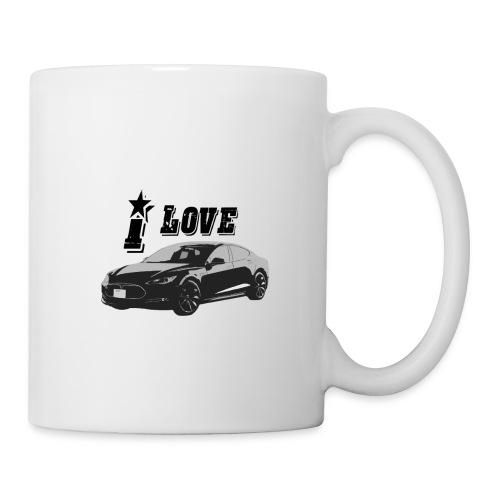 Tesla Model S - Mok