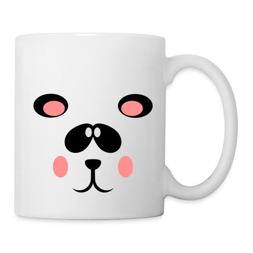 Blozende pandabeer - Mok
