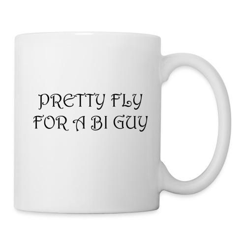 Pretty Fly For A Bi Guy - Mug