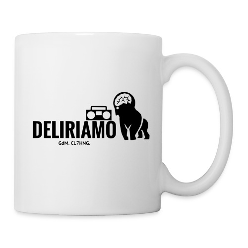 DELIRIAMO CLOTHING (GdM01) - Tazza