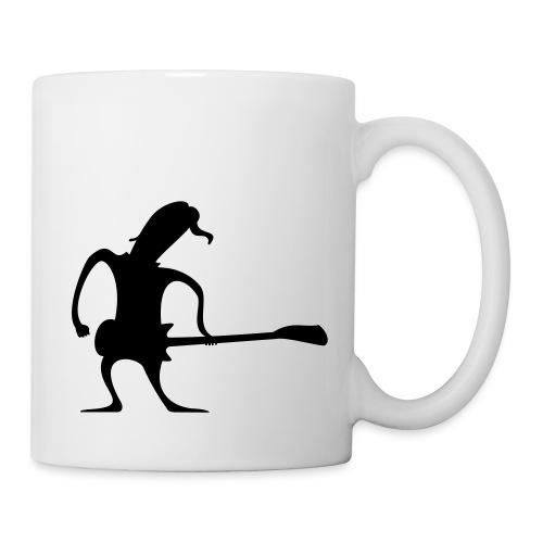bassman - Mug blanc