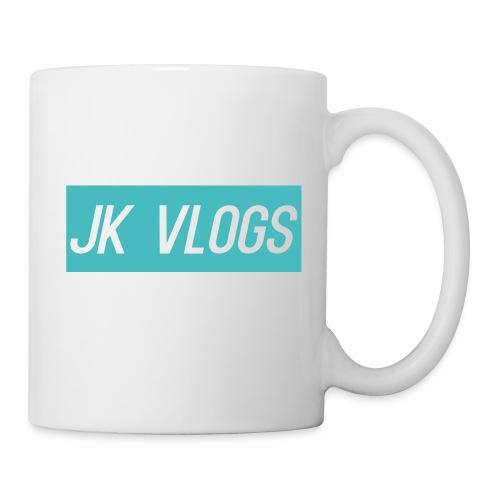 JK Vlogs Logo 2 - Mug