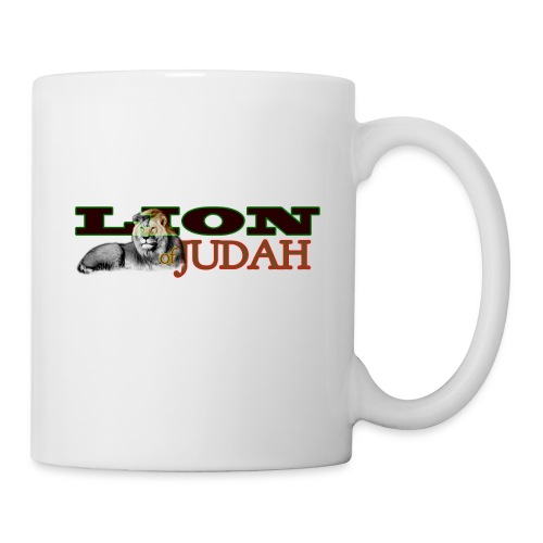 Tribal Judah Gears - Mug