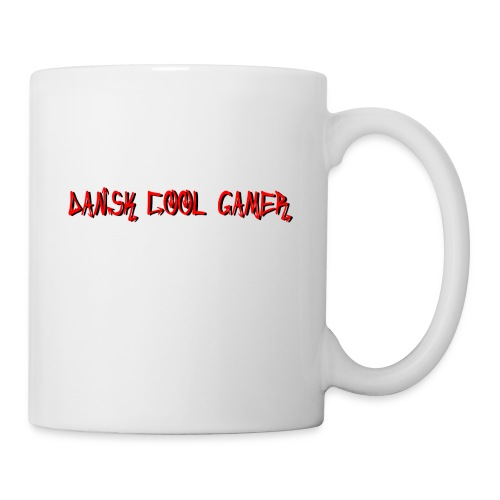 Dansk cool Gamer - Kop/krus