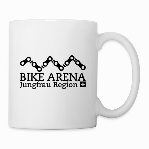 Bike Arena Black Rider - Tasse