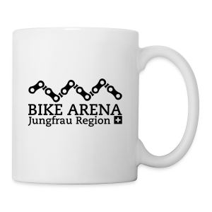 Bike Arena Black Rider - Tasse