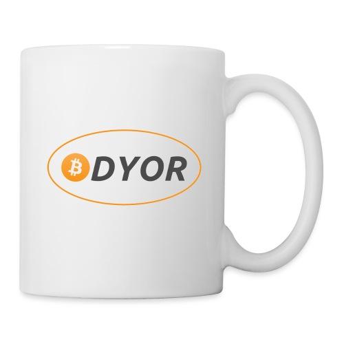 DYOR - option 2 - Mug