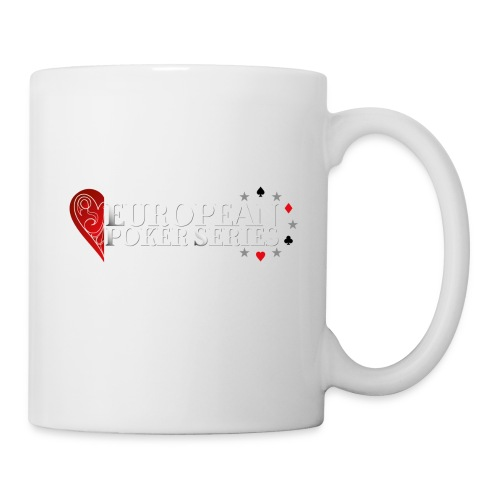 European Poker Series - Mug blanc
