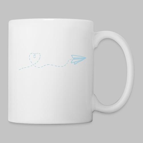 fly heart - Mug