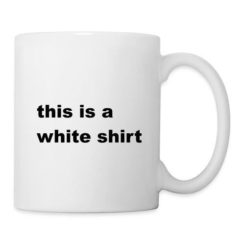 White shirt - Tasse