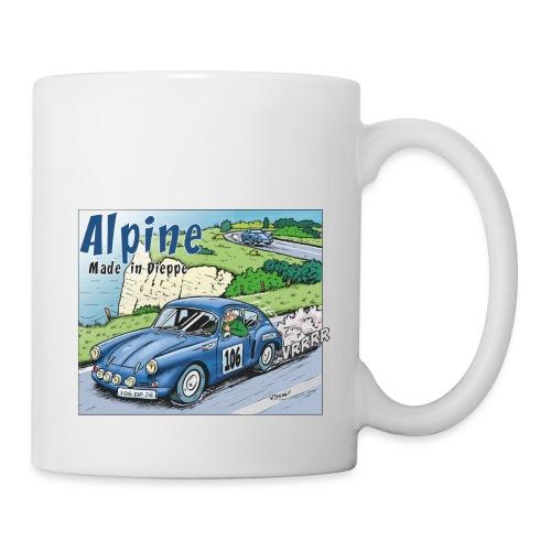 Polete en Alpine 106 - Mug blanc