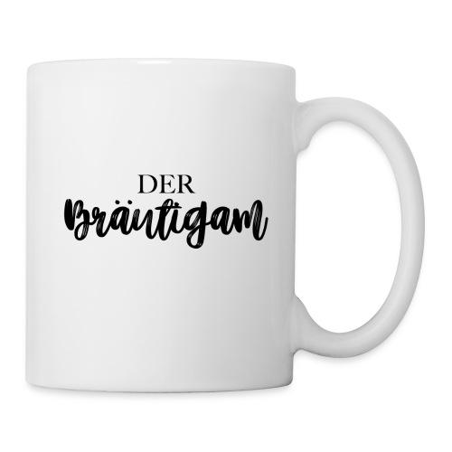 Der Bräutigam - Tasse